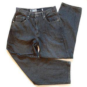 Vintage Men's LEVI'S SILVERTAB Baggy Jeans 32x32